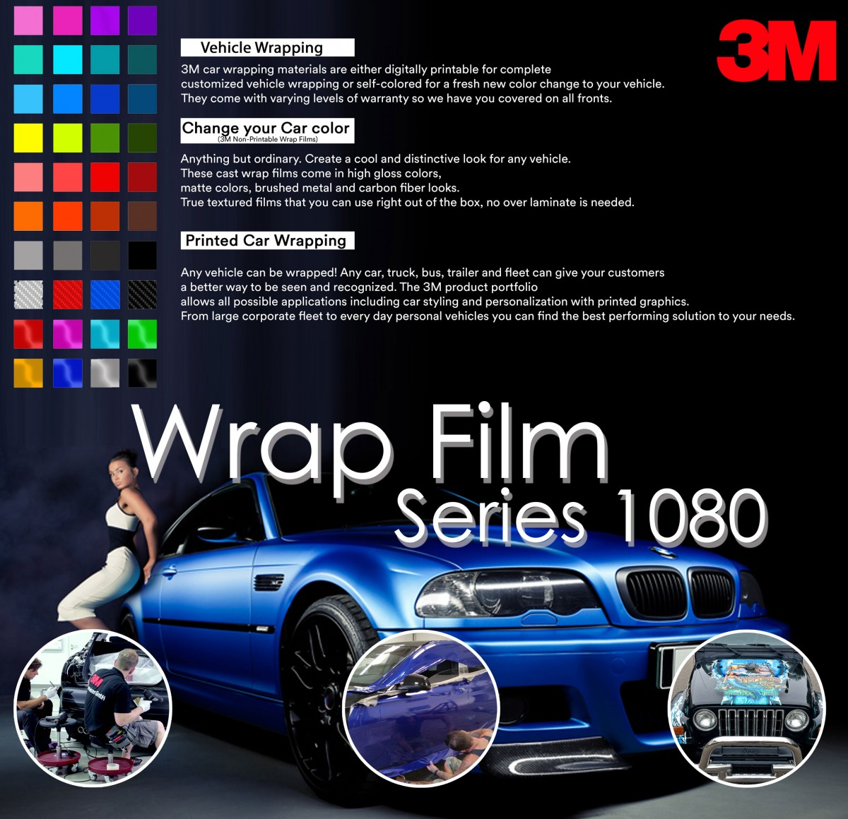 3m Car Wrapping Al Sayegh Auto Repairs Uae