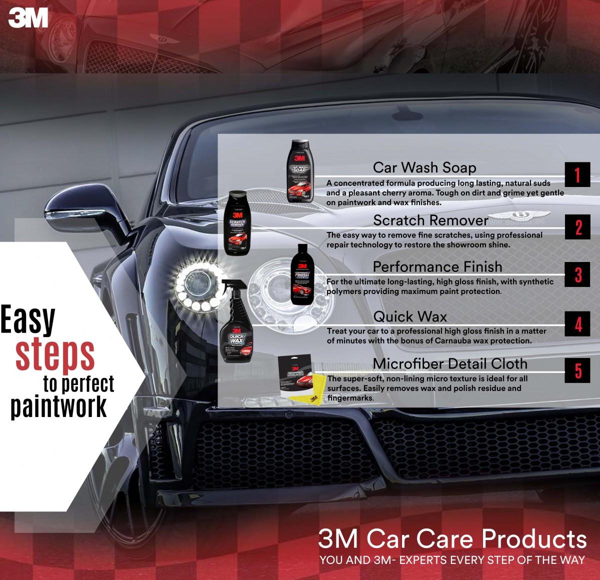 3m Accessories Al Sayegh Auto Repairs Uae