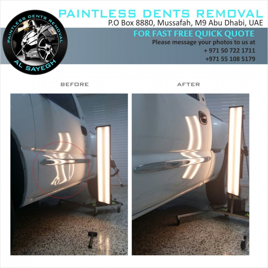 paintless dents repair abu dhabi 1